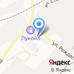 АИЛ на карте Астрахани