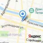 АТПП на карте Астрахани