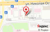 Схема проезда до компании Экологический аудит в Астрахани