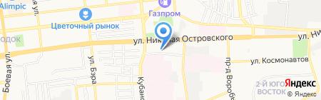Biglion на карте Астрахани