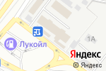 Схема проезда до компании Инструментал в Астрахани