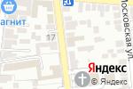 Схема проезда до компании Дорожное радио Астрахань, FM 106.0 в Астрахани