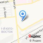 Центр красоты и здоровья Елены Медведевой на карте Астрахани
