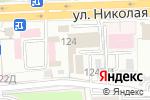 Схема проезда до компании РФК в Астрахани
