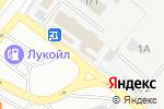 Схема проезда до компании Авто Альянс в Астрахани