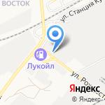 Агроресурс на карте Астрахани