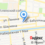 Компьютер-сервис на карте Астрахани