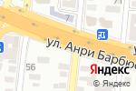 Схема проезда до компании Yulsun в Астрахани