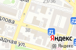 Схема проезда до компании Центр детского научно-технического творчества в Астрахани