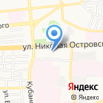 Астраханьторгтехника на карте Астрахани