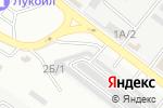 Схема проезда до компании Дизель в Астрахани