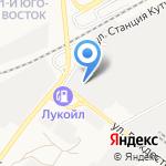 Фармацевтическая фабрика на карте Астрахани