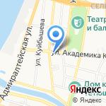 Косметичка ЖЮли на карте Астрахани