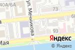 Схема проезда до компании JAB barbershop в Астрахани