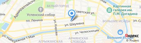 Компьютер Сервис на карте Астрахани