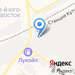 Управление специальной связи по Астраханской области на карте Астрахани