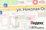 Схема проезда до компании Европлан банк в Астрахани
