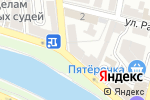 Схема проезда до компании Имидж-Стиль в Астрахани