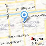 ОХРАНА И СИСТЕМЫ БЕЗОПАСНОСТИ на карте Астрахани