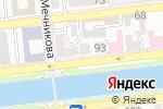 Схема проезда до компании ХОББиТы в Астрахани