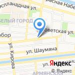 Дело-Лекс на карте Астрахани