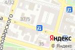 Схема проезда до компании Экомедика в Астрахани