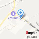 Автохолод на карте Астрахани