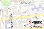 Схема проезда до компании Автоадвокат.рф в Астрахани