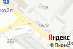Схема проезда до компании Мойка-встройка.рф в Астрахани