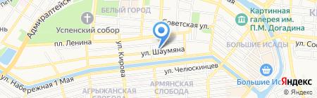 Кадровый Эксперт на карте Астрахани