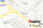 Схема проезда до компании Камiнофф в Астрахани