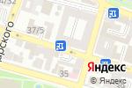 Схема проезда до компании Бобёр в Астрахани