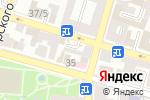 Схема проезда до компании Продвигайся в Астрахани