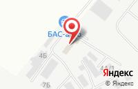 Схема проезда до компании Артек-Окна в Астрахани