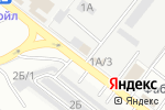Схема проезда до компании Крона-ЮГ в Астрахани