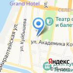 Калифорния на карте Астрахани
