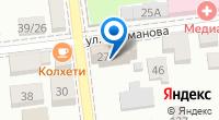 Компания Индустрия Окон на карте