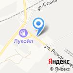 Камiнофф на карте Астрахани