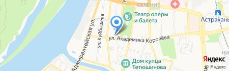 ТрансМастер-Астрахань на карте Астрахани