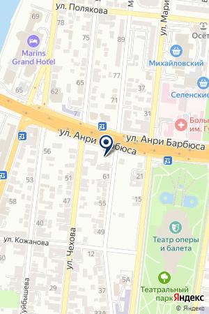 Свадьба без хлопот на карте Астрахани