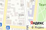 Схема проезда до компании Калифорния в Астрахани
