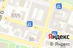 Схема проезда до компании Магазин белорусского белья и косметики в Астрахани