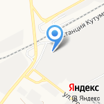 АвтоКлуб.рф на карте Астрахани