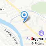 Коммерсант на карте Астрахани