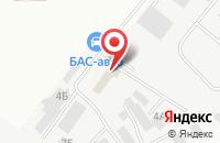 Схема проезда до компании Кливент в Астрахани