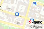 Схема проезда до компании Индийская лавка сувениров и бижутерии в Астрахани