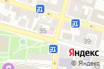 Схема проезда до компании Салютем в Астрахани