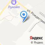 Кливент на карте Астрахани