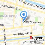Моя Оптика на карте Астрахани