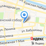 Hikosen Cara на карте Астрахани